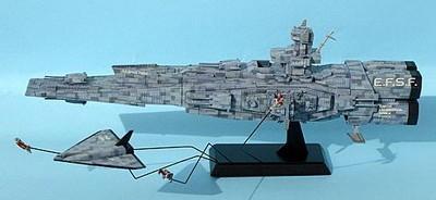 Ex-model Magellan de Bandai réalisé avec un digital camo
