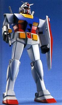 RX-78-2 Gundam - 1/144 - juillet 1980