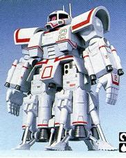 MSN-01 Psychommu System Zaku - 1/144 - 1984
