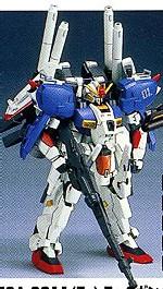 MSA-0011[Ex] Ex-S Gundam - 1/144 - 1988