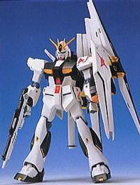 RX-93 v Gundam Fin Fannel - 1/144 - 1988