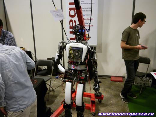 Des robots du côté du Techlab !