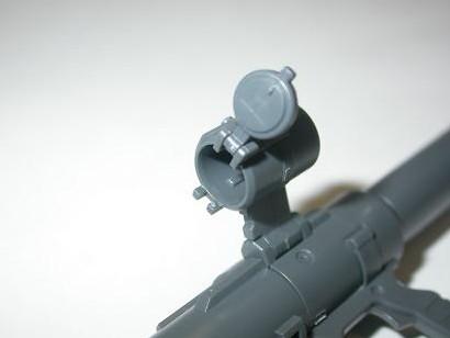 le viseur du bazooka comprend un opercule mobile