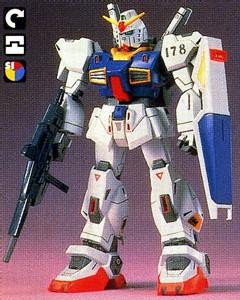 RX-178 Gundam Mk.II - HG - 1/144 - 1990