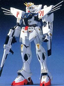 F91 Gundam F91 - 1/100 - 1991