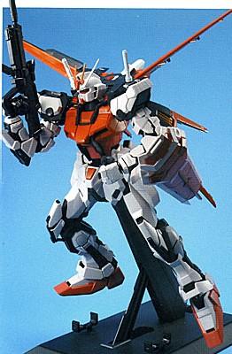 MBF-02 Strike Rouge - PG - 1/60 - 2005