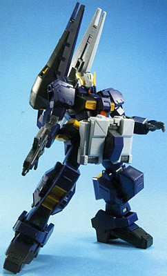 RX-121-2A Gundam TR-1 [Advanced Hazel] - HGUC - 1/144 - 2005