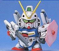 V Gundam full equipment - SD GGeneration Zero - 1999