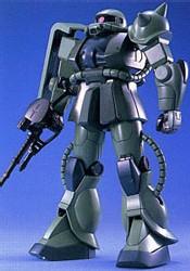 MS-06F Zaku II - FG - 1/144 - 2000
