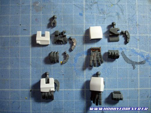 HG RX-105 Xi Gundoom - Out of Box