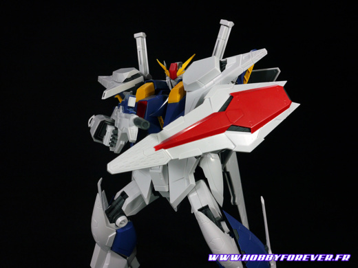 HG RX-105 Xi Gundoom - Review