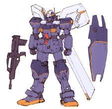 Hazel II avec schéma de couleur TTT
