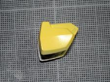 Application de la couleur la plus claire : le Cream Yellow