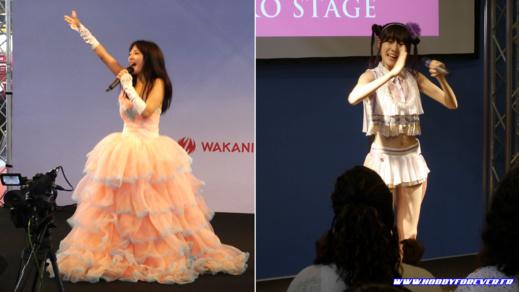 De nombreuses Idoles étaient présentes pour des concerts et des showcases