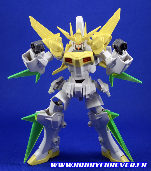 Star Winning Gundam Real Mode