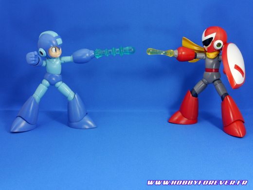 Rockman vs Blues