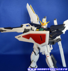 Review - MG GX-9901-DX Gundam Double X 1/100