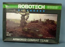 Robotech Defender Armored Combat team - Heller