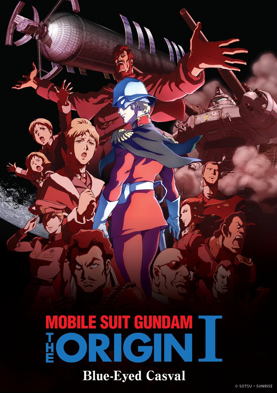Jeu-Concours gagnez 2 places pour le Marathon Gundam the Origin au Grand Rex !