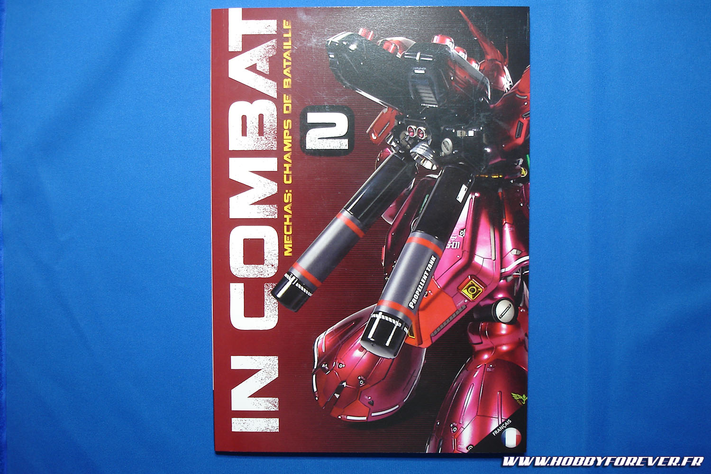 Review book - IN COMBAT 2 – Mechas: champs de bataille
