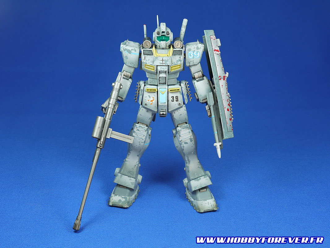 RGM-79D GM Cold District MBT Ver.