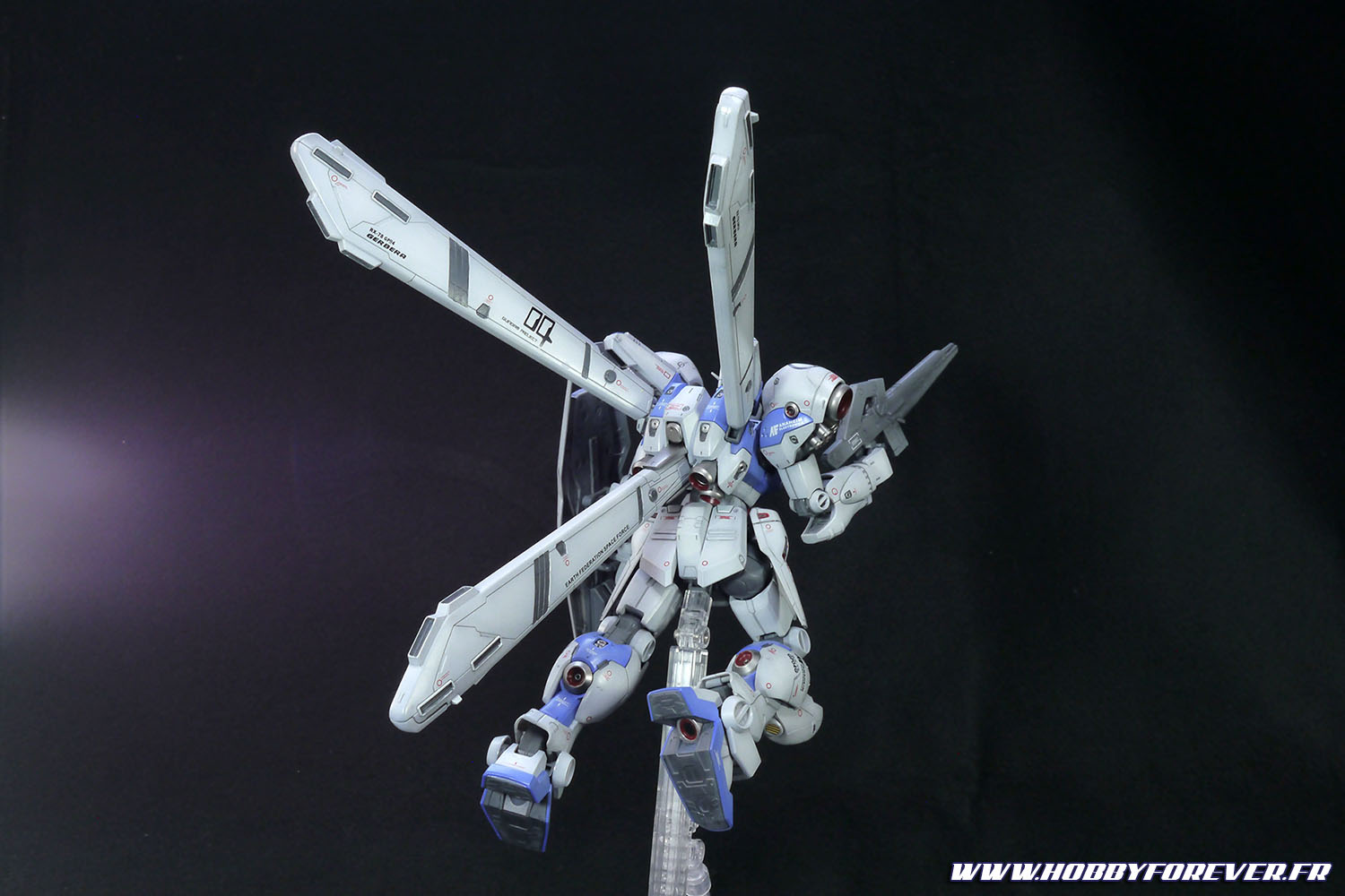 Finished work - RE/100 Gundam GP04G Gerbera