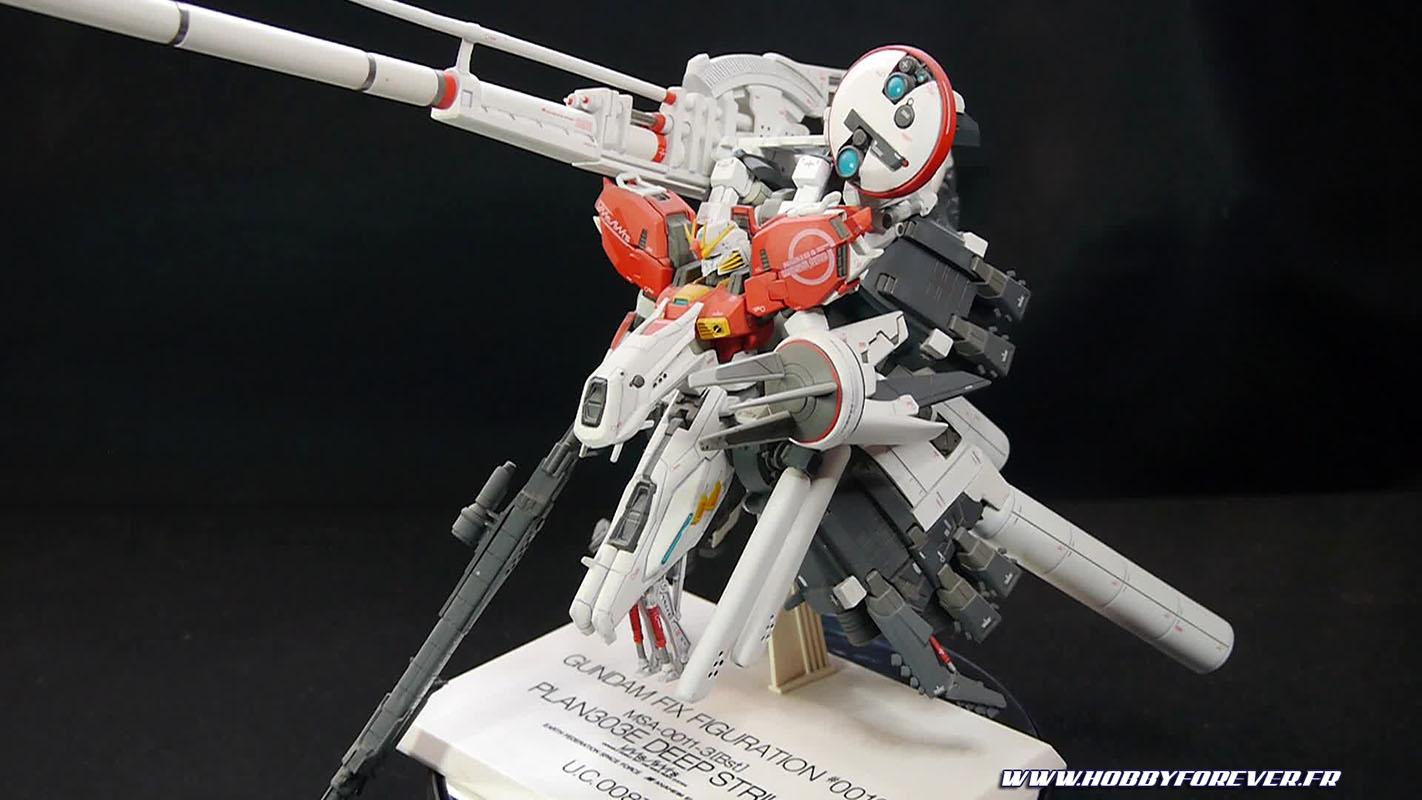 Le GFF Deep Striker de Bandai, un superbe jouet de collection.