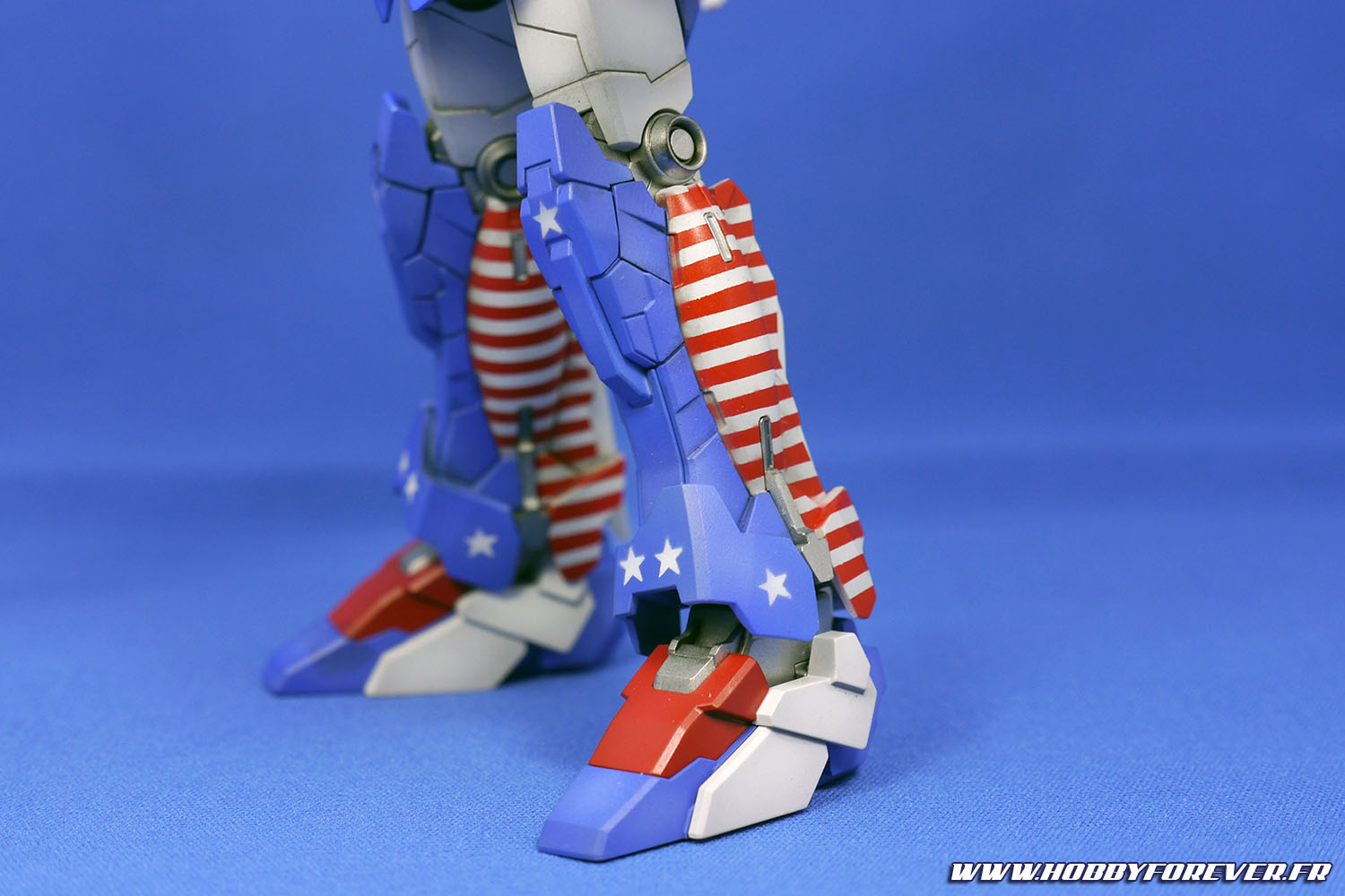 Finished work - RX-0-FDS Muricorn Gundam 'Freedom Delivery System'