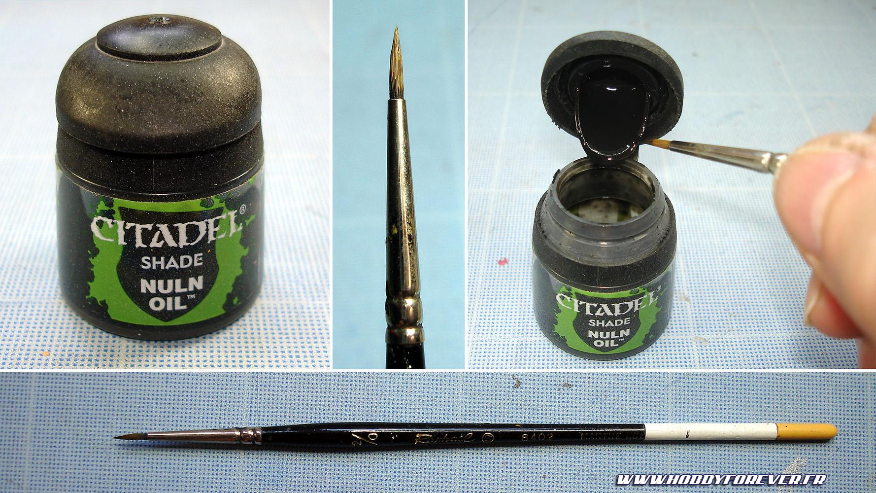 Le Shade Nuln Oil de Citadel