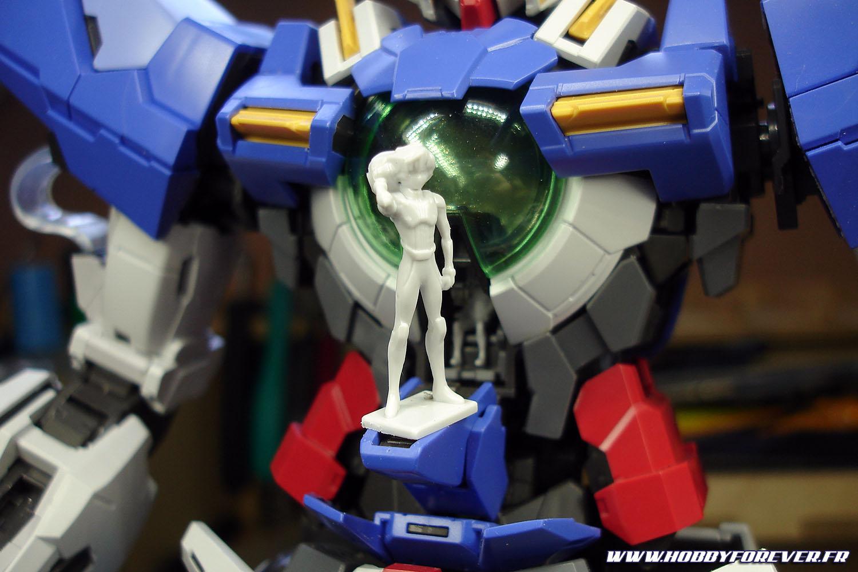 Montage - Perfect Grade Gundam Exia 1/60