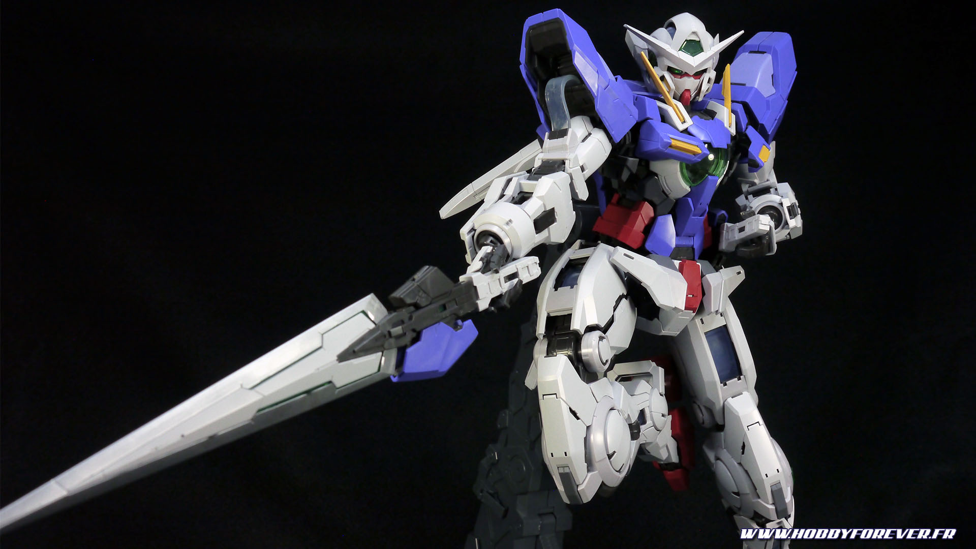 Review - Perfect Grade Exia Gundam de Bandai