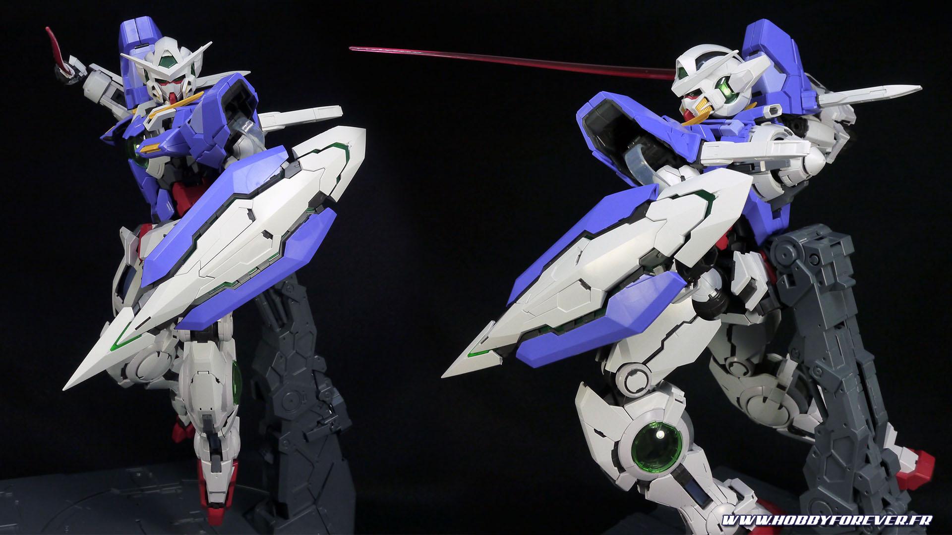 Review - Perfect Grade Exia Gundam de Bandai