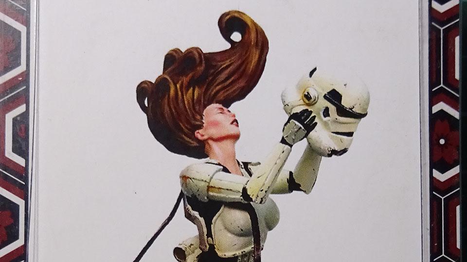 Star Vixen ou «Stormtrooper au féminin»