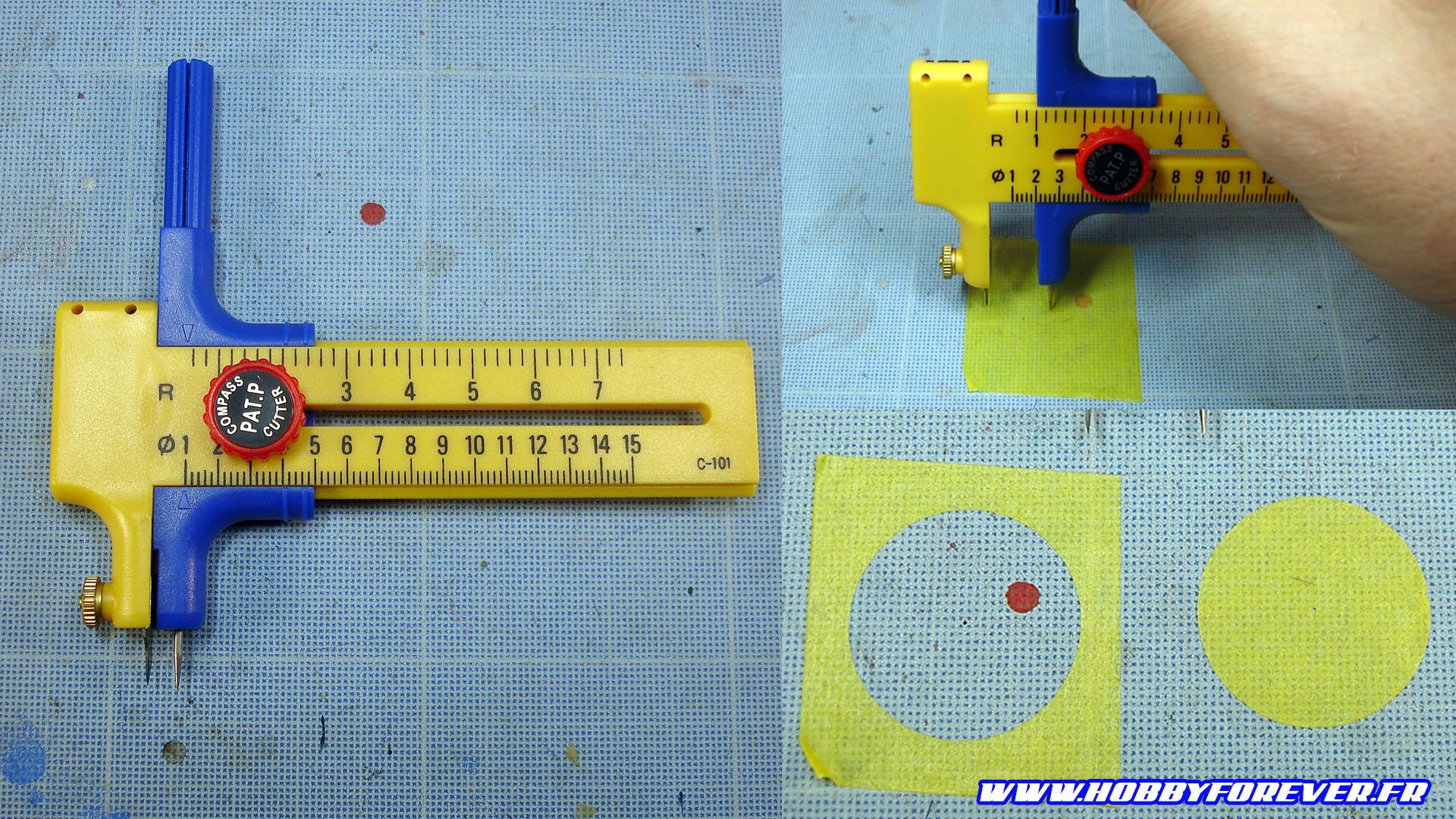 Cutter compas