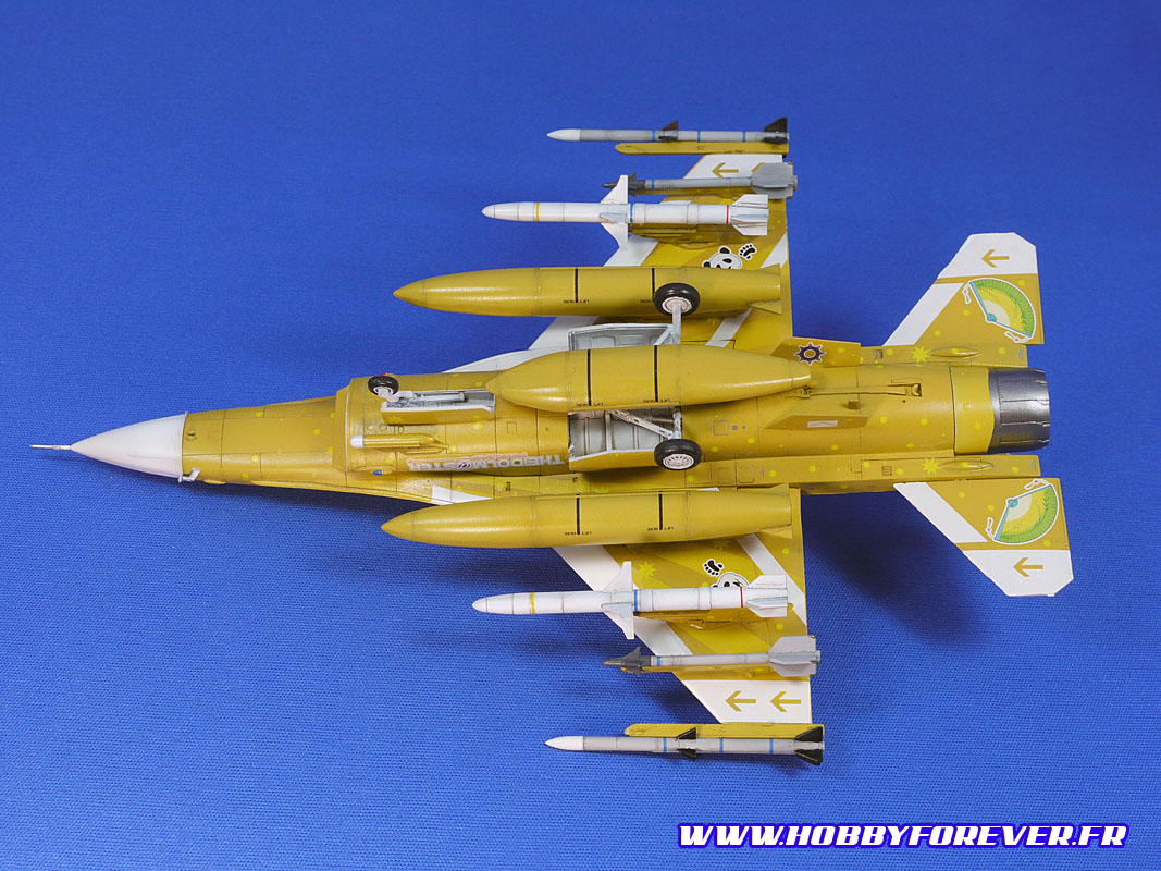 "F-16CJ Fighting Falcon ""Idol Master"" 1/72"
