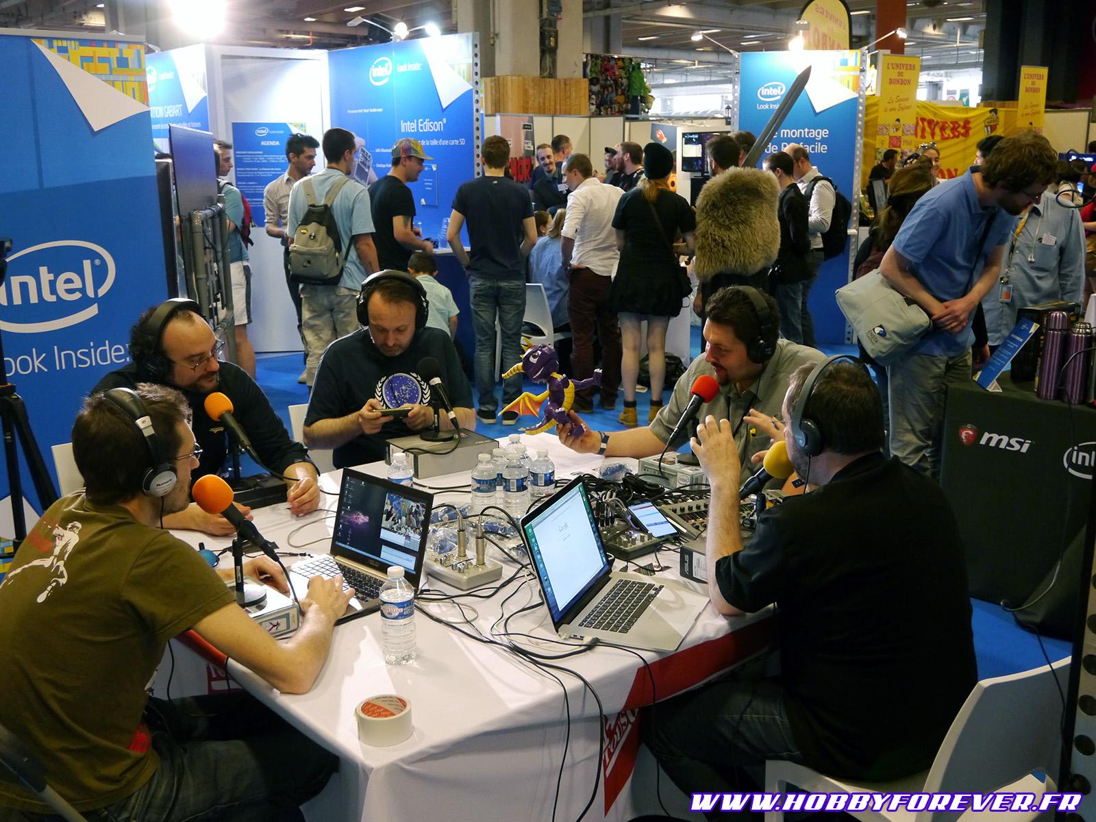 Yvan West Laurence et Dux2081 ont participé à un podcast de l'Agence Tous Geeks