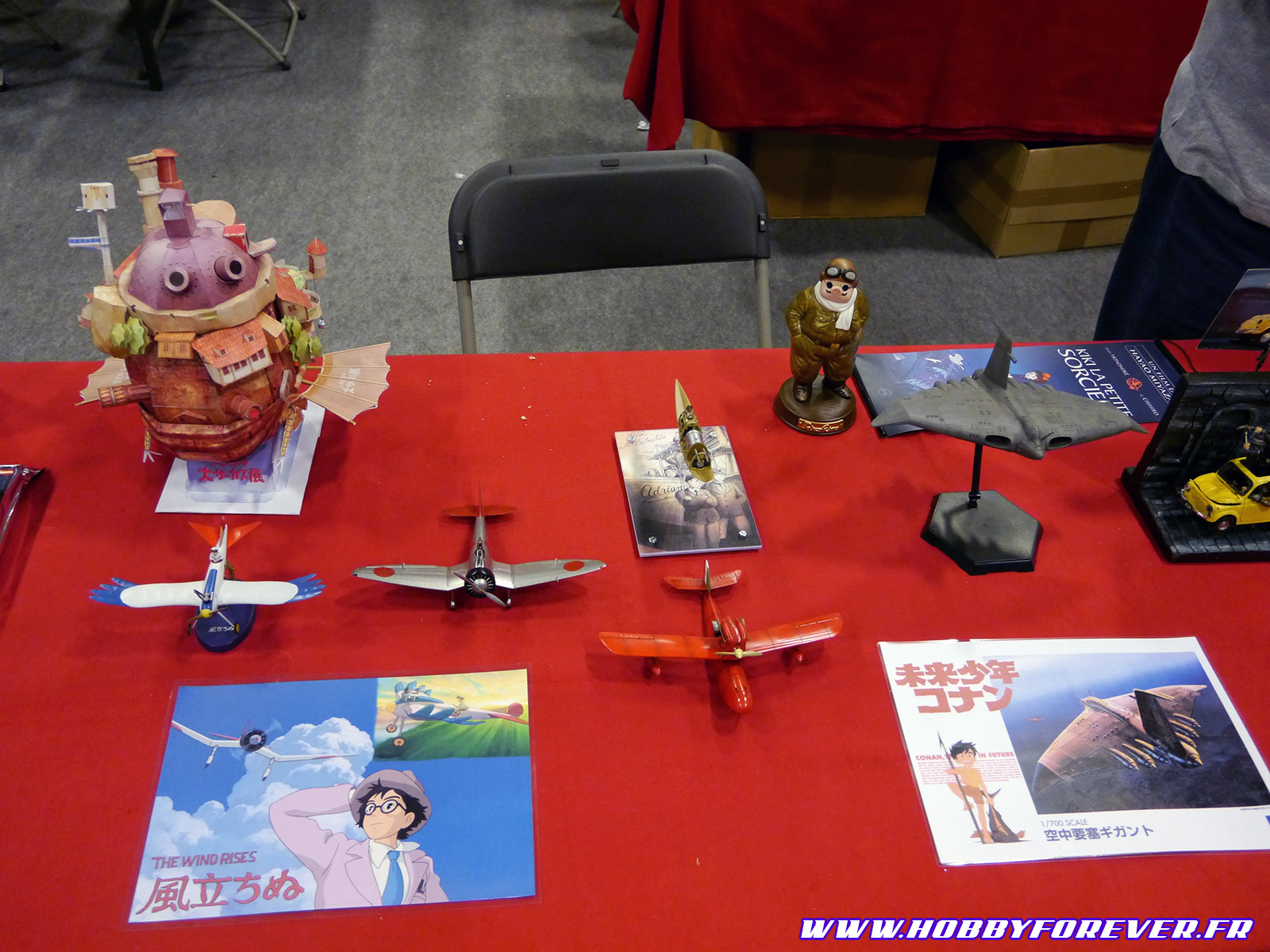 La mini expo Miyazaki