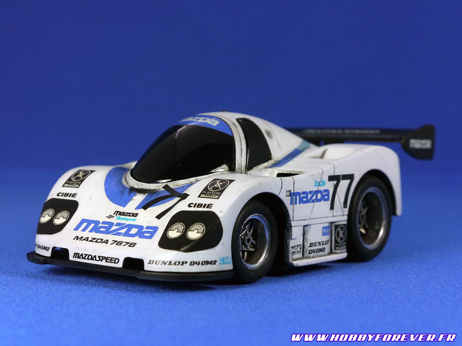 Daytona Mazda 767B – Mid-Racer Collection de Mitsuwa