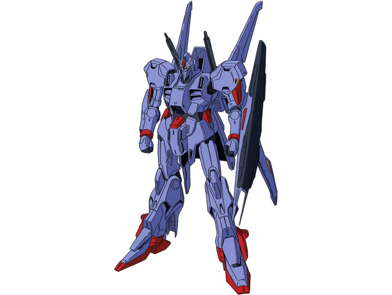 La Z-MSV originale du Gundam Mk-III