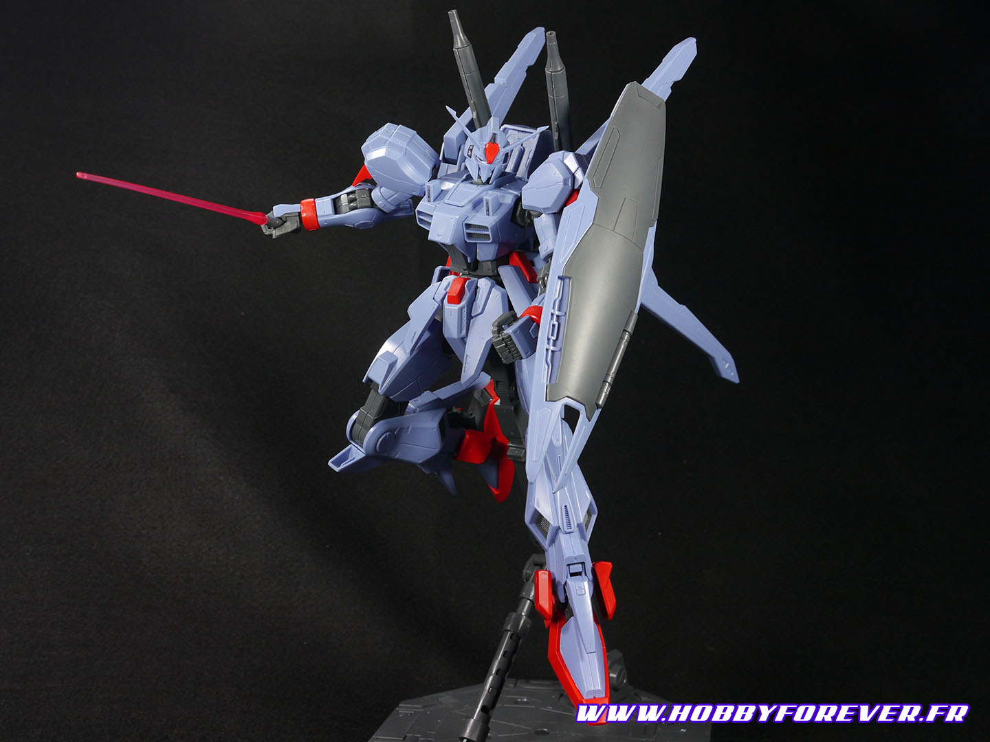 Review - RE/100 MSF-007 Gundam Mk-III