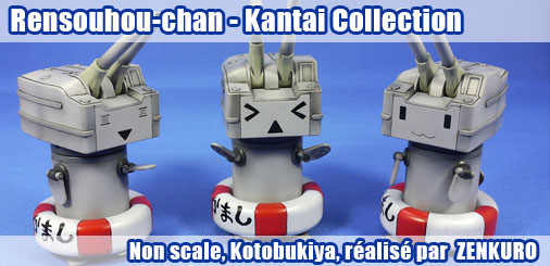Rensouhou-chan - Kantai Collection - Kotobukiya