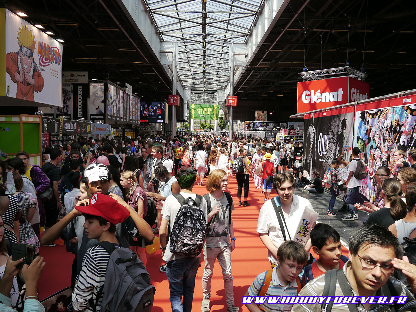 Bienvenue à la Japan Expo 2015 !