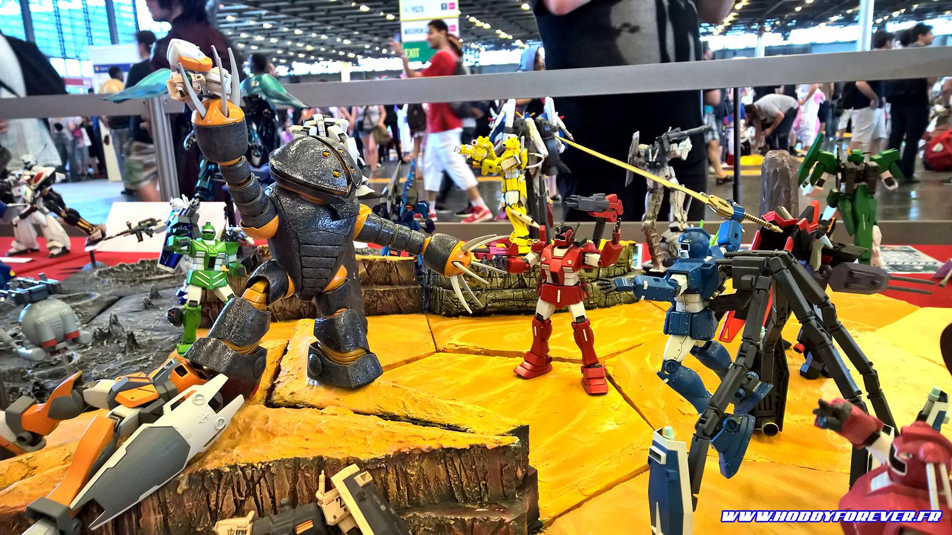 Kaijacguy vs les GM Sentai !