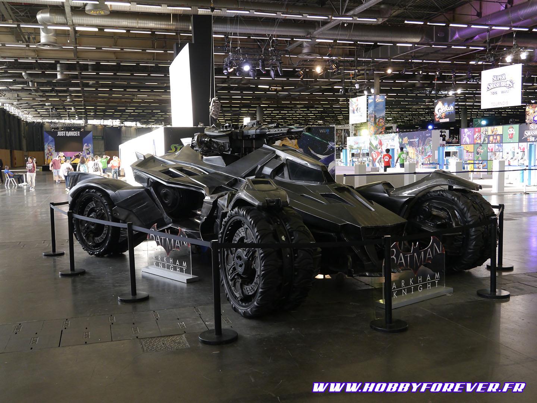 La Batmobile !