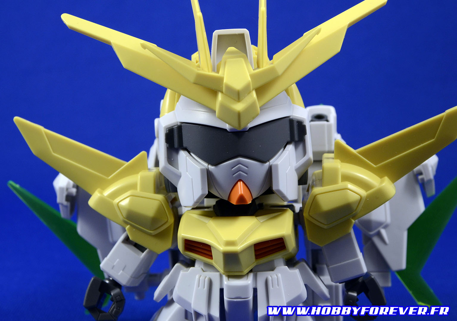 Review - SDBF Winning Gundam & Star Winning Gundam
