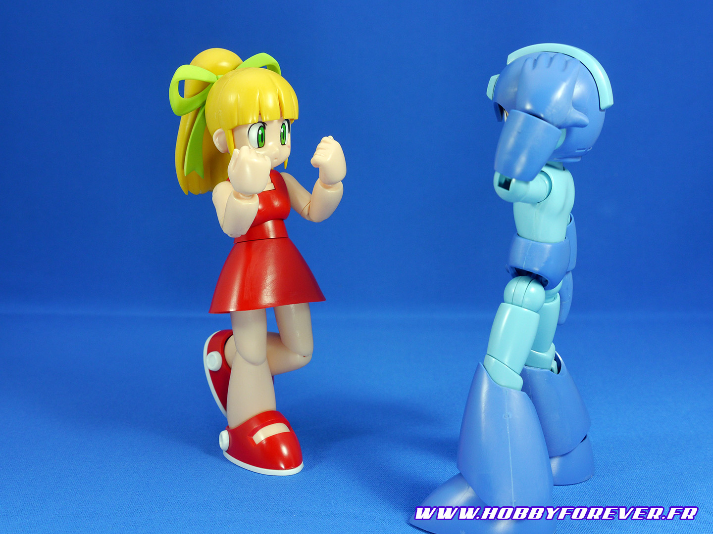 Roll encourage Rockman !