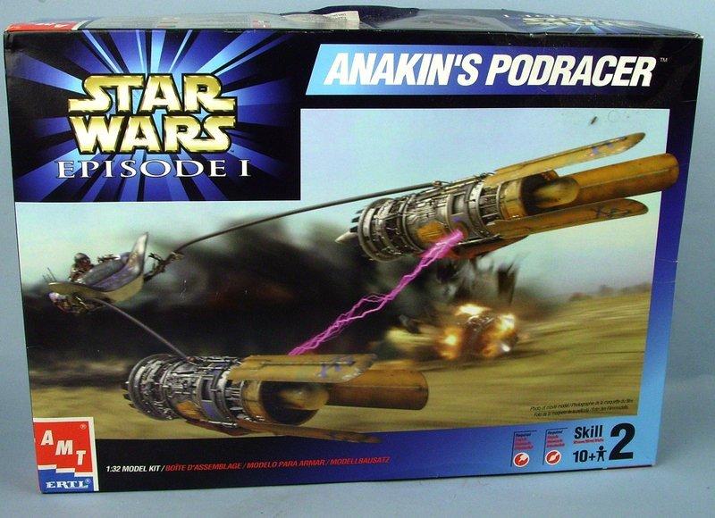 Anakin's Pod Racer - AMT/ERTL