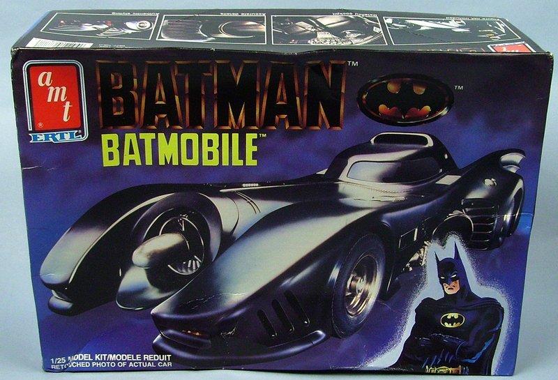 Batmobile - AMT/ERTL