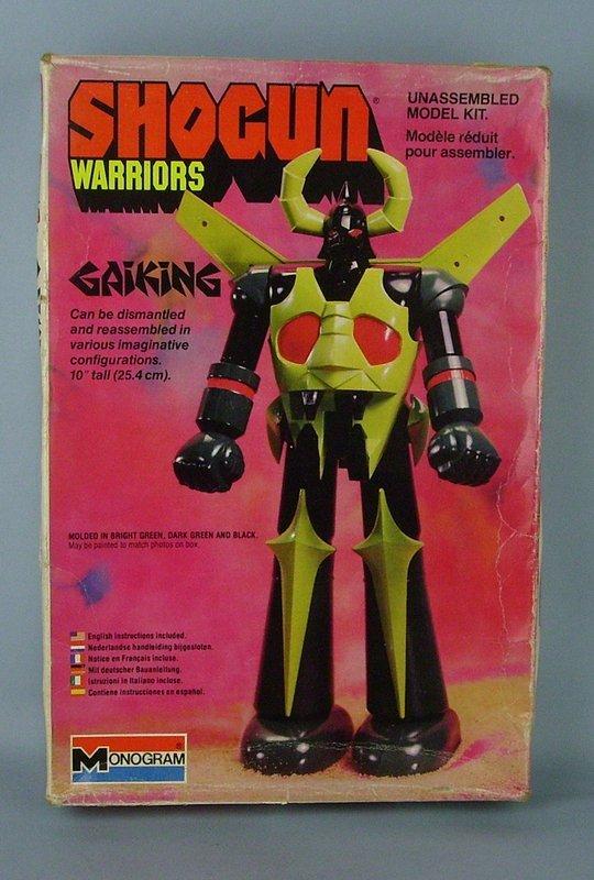 Shogun Warrior Gainking - Bandai