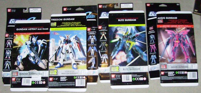 Gundam SEED First Grade - Bandai